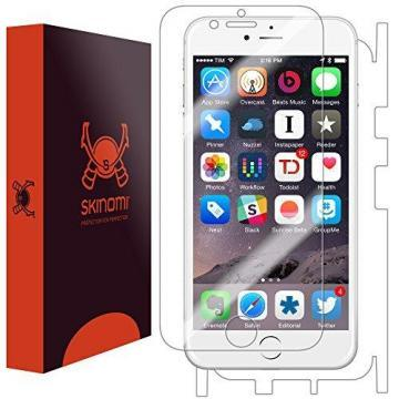 Skinomi TechSkin iPhone 6 Screen Protector + Full Body