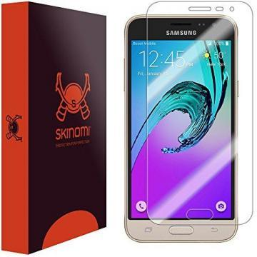 Skinomi TechSkin Samsung Galaxy J3 Screen Protector