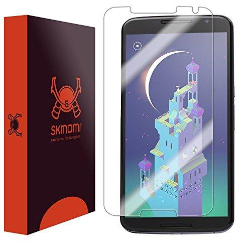 Skinomi TechSkin Google Nexus 6 Screen Protector