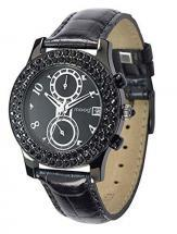 Moog Paris Heritage Women's Chronograph Watch with black dial