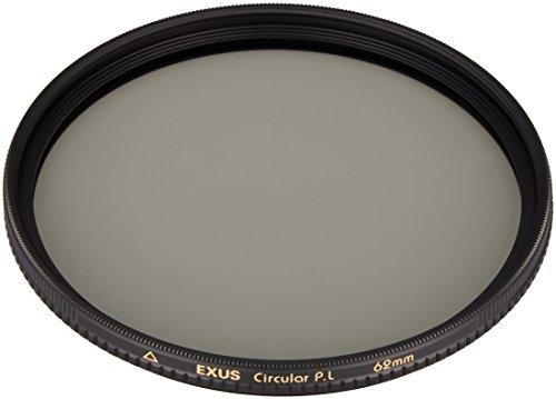 Marumi EXUS 62mm CPL Antistatic MC Slim Thin Filter Circular Polarizer