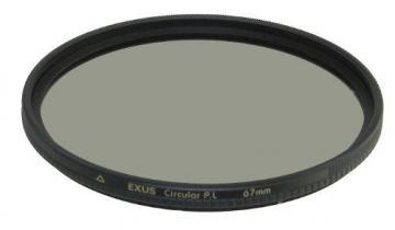 Marumi EXUS 67mm CPL Antistatic MC Slim Thin Filter Circular Polarizer