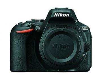 Nikon D5500 DX-format Digital SLR Body