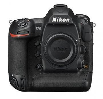 Nikon D5 20.8 MP FX-Format Digital SLR Camera Body (XQD Version)
