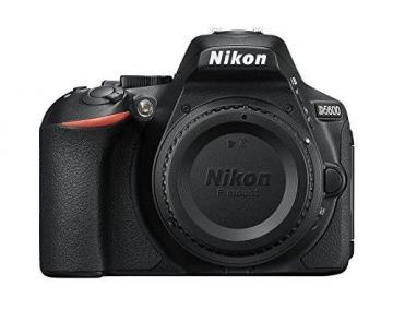 Nikon D5600 DX-format Digital SLR Body