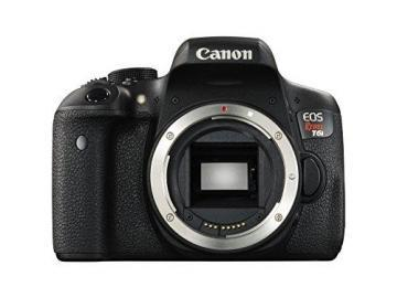 Canon EOS Rebel T6i Digital SLR Body