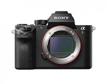 Sony a7R II Full-Frame Mirrorless Camera Body