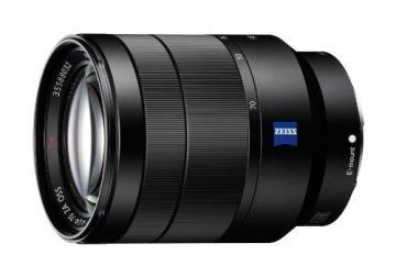 Sony 24-70mm f/4 Vario-Tessar T FE OSS Interchangeable Zoom Lens