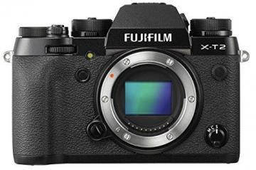 Fuji X-T2 Mirrorless Digital Camera Body