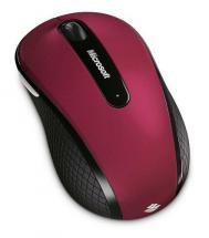 Microsoft Wireless Mobile Mouse 4000 Special Edition Ruby Pink