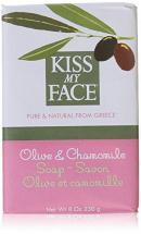 Kiss My Face Olive & Chamomile Soap Bar 8 oz