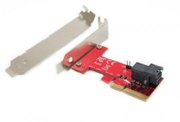 Ableconn PEXU2-131 PCI Express 3.0 x4 Host Adapter Card