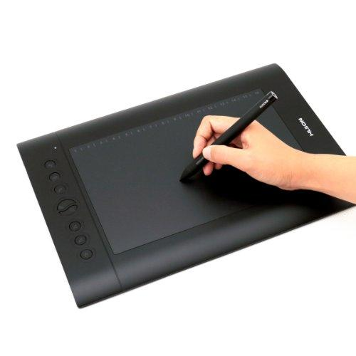 Huion H610 PRO Painting Drawing Pen Graphics Tablet