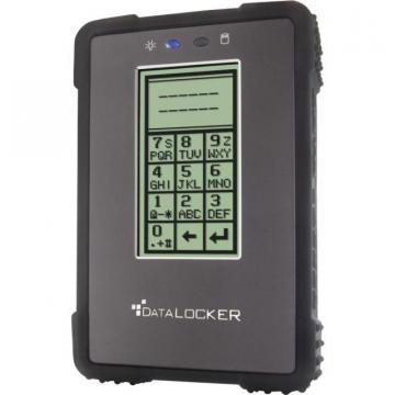 DataLocker DL2 256GB Encrypted External SSD Drive