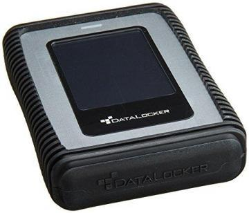 DataLocker DL3 1TB Encrypted External Hard Drive with RFID
