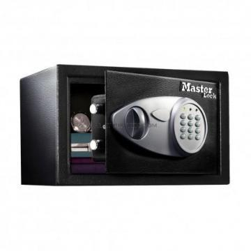 Master Lock Digital Combination Safe Medium 16.44L / 6.4kg Black & Grey