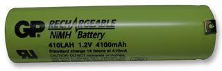 GP Industrial NiMH Rechargeable 18650 Battery 4.1Ah Tagged