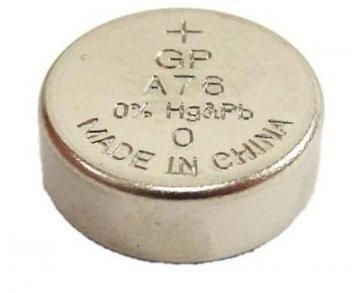 GP Alkaline Button Cell 1.5V Battery LR44