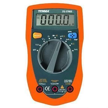 Tenma Digital MultiMeter, 3.5 Digit