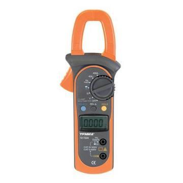 Tenma 400A AC/DC Digital Clamp Meter with Frequency