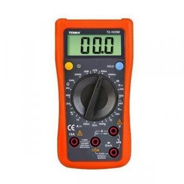 Tenma 3.5 Digit Manual Ranging Digital MultiMeter with AC/DC Voltage