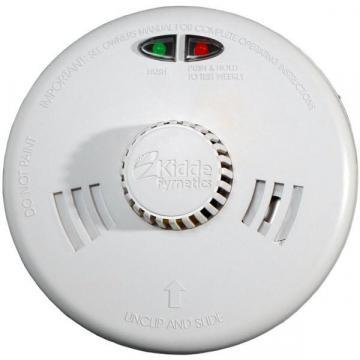 Kidde 230V Mains Heat Alarm Class A2 with Long-life Battery Back-up