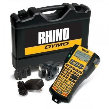 Dymo Rhino 5200 Pro Handheld Label Printer & Hard Kit Case