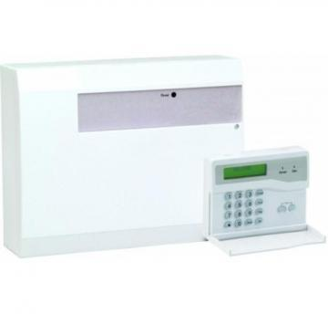 Honeywell Accenta Gen4 8-Zone Intruder Alarm Panel with LCD Keypad