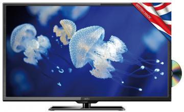 "Cello 28"" LED TV with Built-In DVD Player HD Ready Freeview"