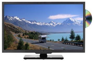 "Cello 12V 19"" LED TV with Built-In DVD Player HD Ready Freeview"