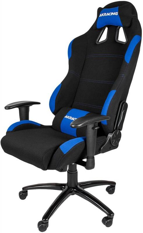 AK Racing K7012 Series Gaming Chair - Blue
