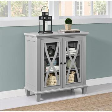 Ameriwood Home Ellington 2-door Accent Cabinet