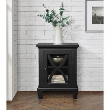 Ameriwood Home Ellington 1-door Accent Cabinet