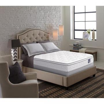 Serta Perfect Sleeper Bristol Way Supreme Gel Euro Top Cal King-size Mattress Se