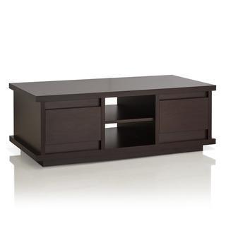 "Furniture of America Irvine Contemporary 70"" Entertainment TV Console"