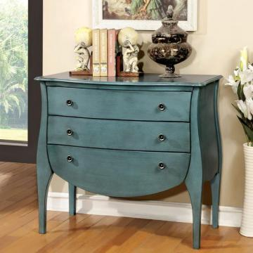 Furniture of America Elissa French Country 3-Drawer Chest