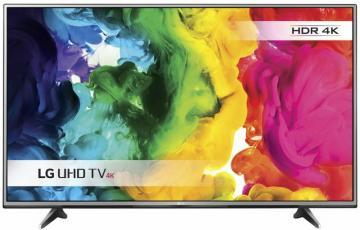 "LG 55"" 4K Ultra-HD HDR Smart LED TV"