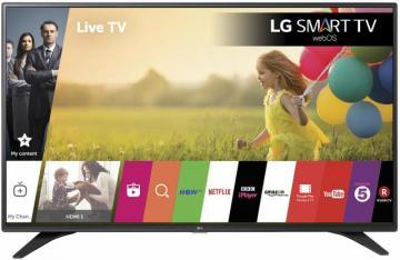 "LG 43"" Smart LED TV 1080p HD"
