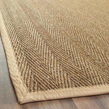 Safavieh Casual Natural Fiber Hand-Woven Sisal Seagrass Area Rug (3' x 5')