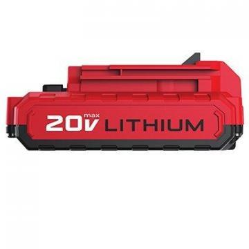 Porter-Cable Lithium-Ion Power Tool Battery, 2.0A Hours, 20V