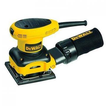 "DeWalt Palm Grip Sander, Heavy-Duty, 1/4"" Sheet"