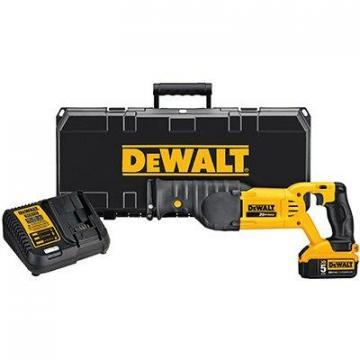 DeWalt Max Cordless Reciprocating Saw Kit, Lithium-Ion, 20V