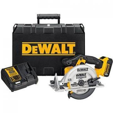 DeWalt Max Circular Saw Kit, Lithium-Ion, 20V, 6-1/2""