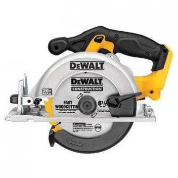 DeWalt Max 6-1/2-In Circular Saw,  20V  (Tool Only)