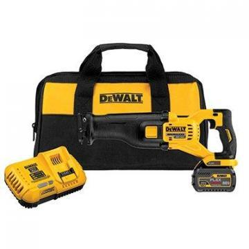 DeWalt Flex Volt Reciprocating Saw, 60V Lithium-Ion Battery