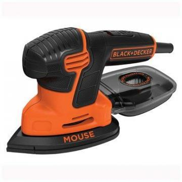 Black & Decker Mouse Detail Sander, 1.2-Amp