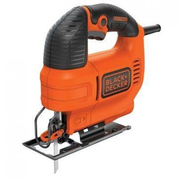 Black & Decker Jigsaw, Variable-Speed, 4.5-Amp