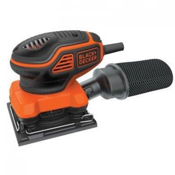"Black & Decker Finishing Sander, 1/4"" Sheet, 2-Amp"