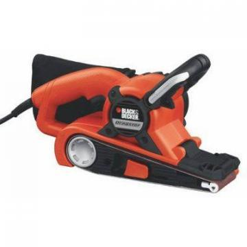 Black & Decker Dragster Belt Sander, With Dust Collection, 7-Amp, 3 x 21""