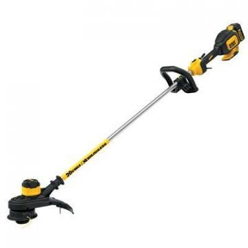 DeWalt Cordless String Trimmer, Bump Feed Spool, 20V, 13""